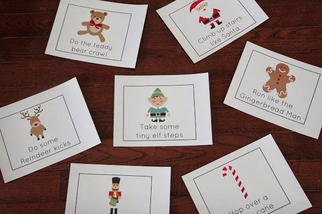 Bambino Approvato !: Christmas Music allenamento con i bambini