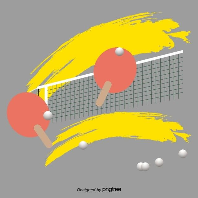Table Tennis Movement Health Vector Png Transparent Clipart Image And Psd File For Free Download In 2020 Table Tennis Table Tennis Player Table Tennis Racket