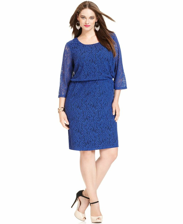 Enjoy a casual day with family and friends? Spend Sunday morning brunching in a casual plus size dress available in eye-catching designs and colors. Pair it with the right jewelry, and you'll be all set. Thanks to Sears' selection of women's plus size dresses, dressing up for any event is simple.