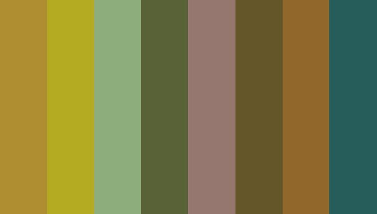 Trendy home: PESTO v interiéri / Right way how to combinaye pesto color in interors