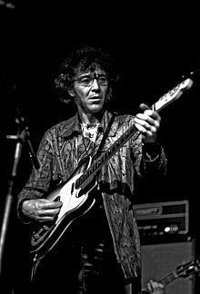 """Alexis Korner (19 April 1928 — 1 January 1984) was a blues musician and radio broadcaster, who has sometimes been referred to as """"a Founding Father of British Blues""""."""