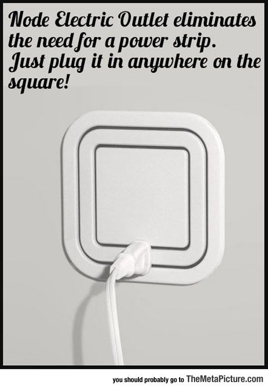This Is Going To Change Everything: Node Electric Outlet