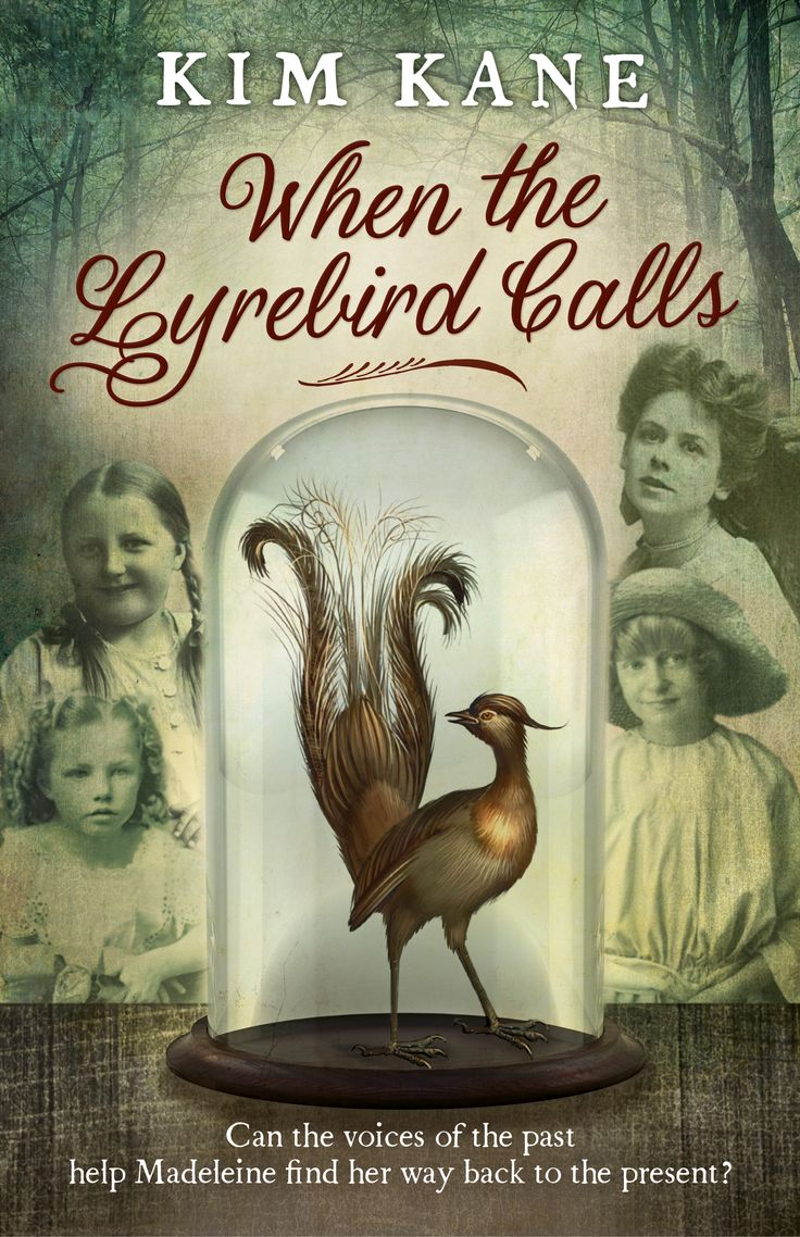 When the Lyrebird Calls by Kim Kane. Designed by Debra Billson for Allen & Unwin. Release date Nov 16. Images include some from the archives of Wishpom.com
