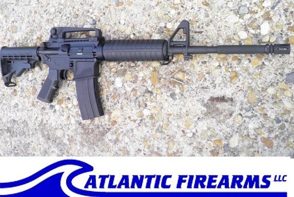 Bushmaster AR15 Rifle M4 A3 Patrol Rifle