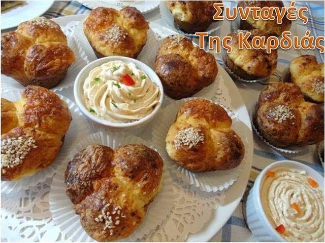 Θυμάστε τα τριπλά μπριοσάκια με πατάτα και τσένταρ που είχα φτιάξει τις προάλλες?? Τα είχαμε συνοδεύσει με το ντιπ με τυριά και cream c...