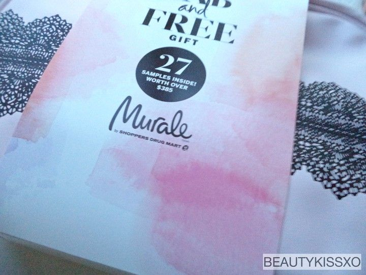 Murale's March Fab and Free Promo Haul 2014