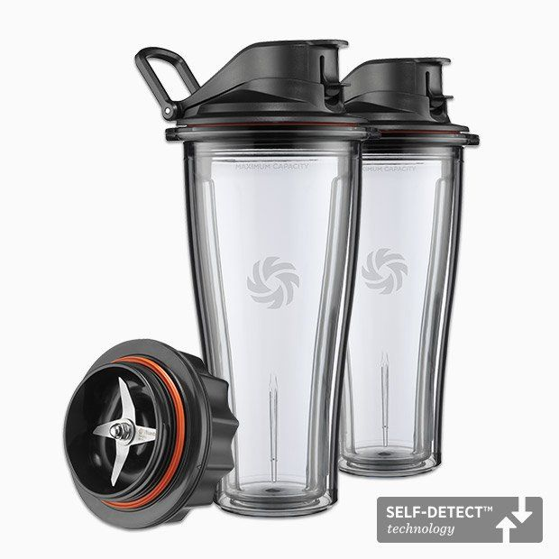 Learn more about the @Vitamix Blending Cup Starter Kit here: http://www.vitamix.com/shop/blending-cup-starter-kit #vitamix