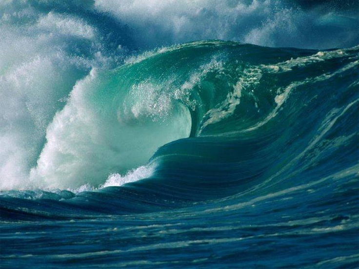 Magnificent waves