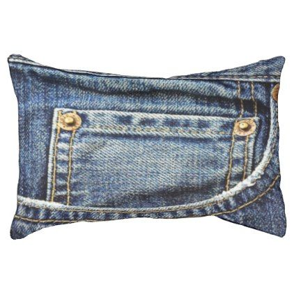Blue Jeans Pocket Pet Bed - classic gifts gift ideas diy custom unique
