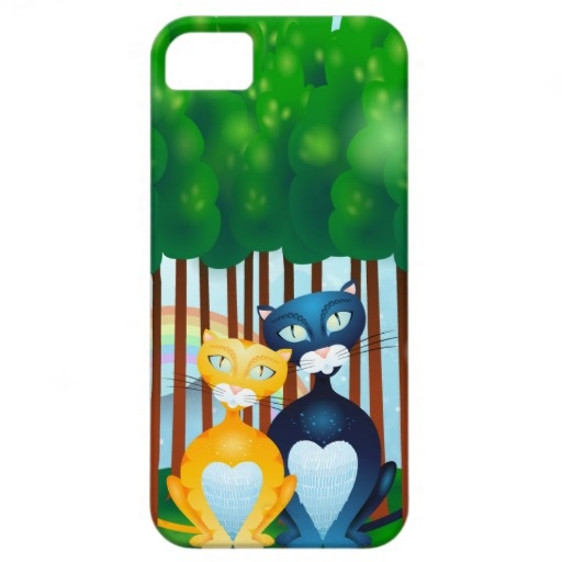 #Cats, design by PinkHurricane #Zazzle store #case #cover iPhone5
