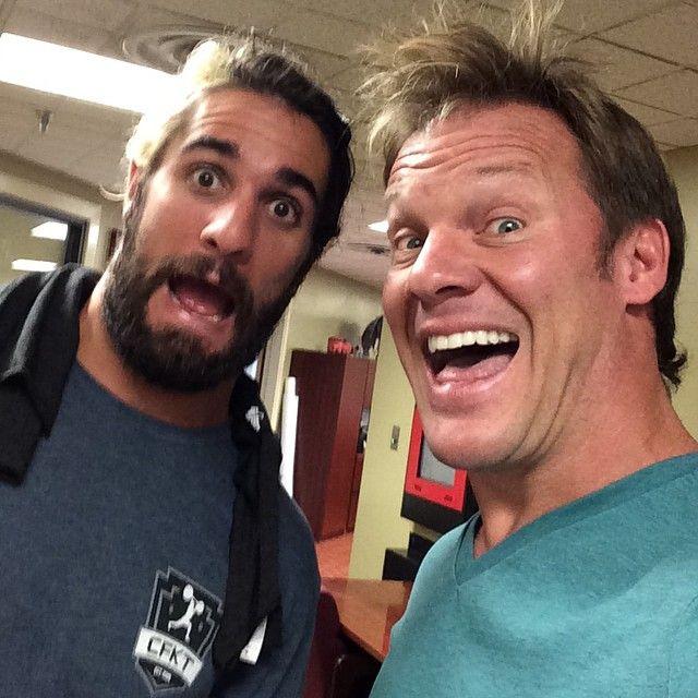 Seth Rollins & Chris Jericho