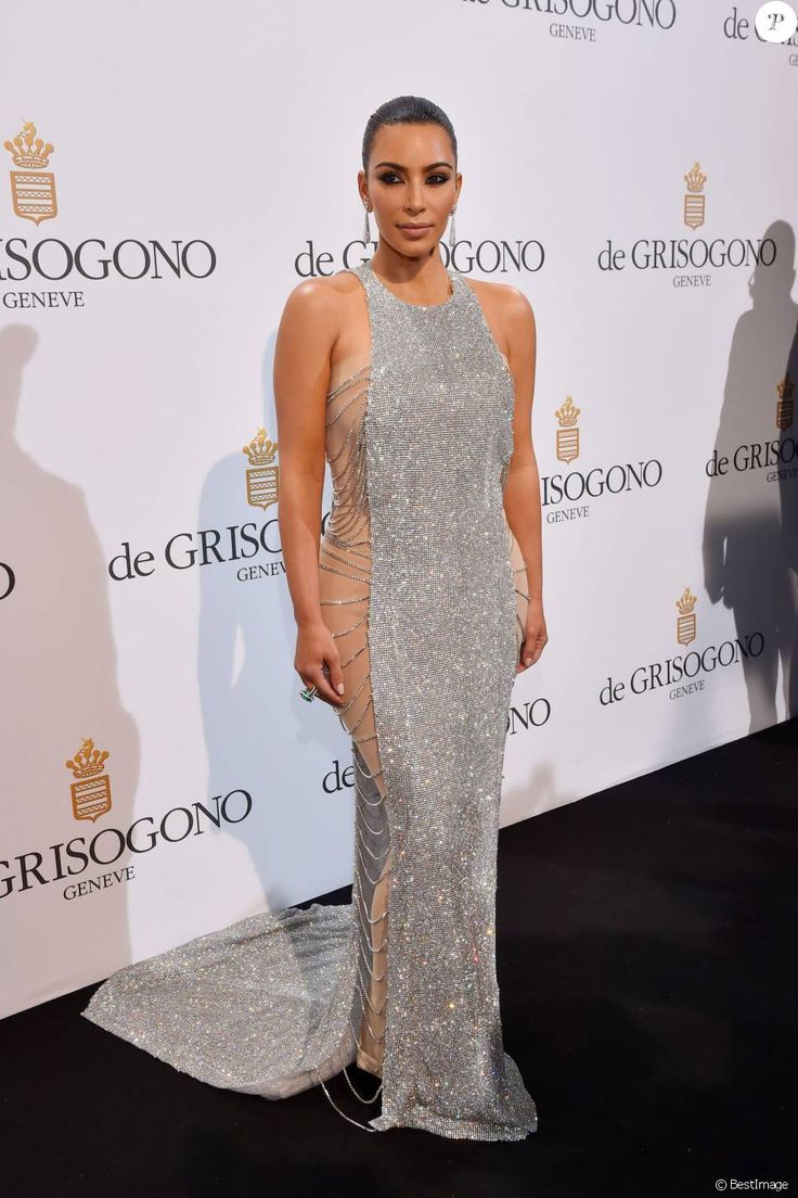 Kim Kardashian - Photocall de la soirée de Grisogono à l'hôtel Eden Roc au Cap d'Antibes lors du 69 ème Festival International du Film de Cannes, le 17 mai 2016. © Jacovides-Borde-Bébert/Bestimage