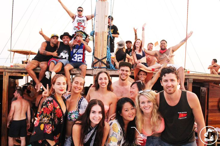 7 night All inclusive Ultimate Party Experience in Gili Trawangan in Indonesia!