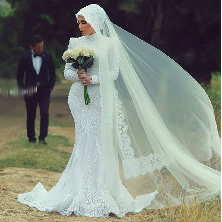 29 Best Muslim Wedding Dress Images On Pinterest Wedding