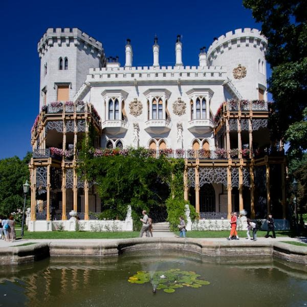 Every little girl's dream of living in a castle! Hluboka nad Vitavou