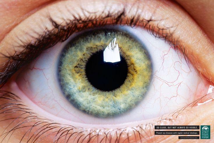 Hospital de Olhos do Paraná: Eye, 1