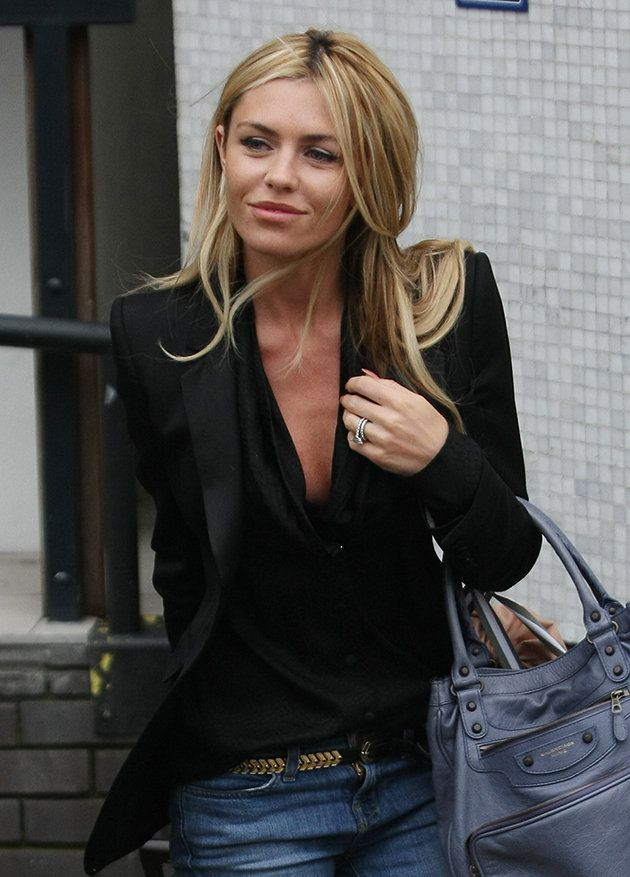 Abbey Clancy - not generally a fan of WAGS but love her style and fab hair and figure
