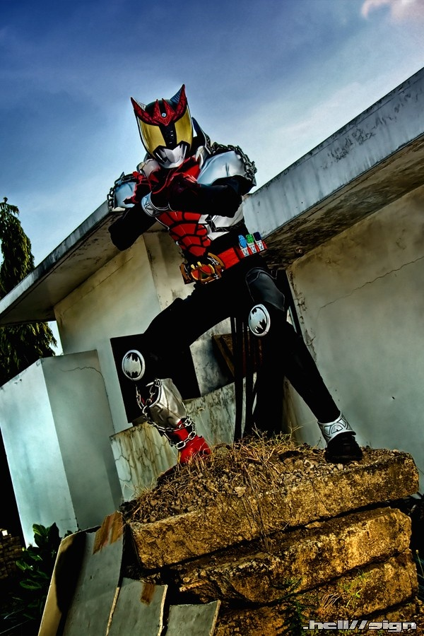 Kamen Rider Kiva  Best Kamen Rider!