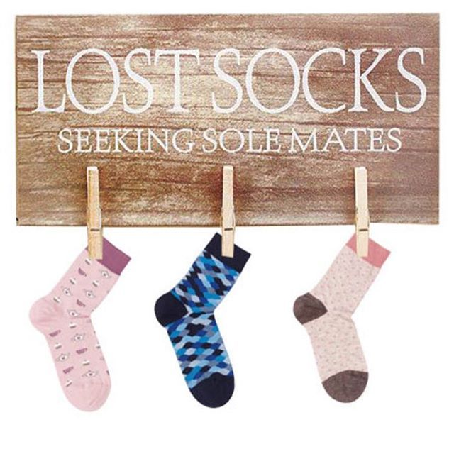 Lost Socks Seeking Sole Mates #calzedonia #socks #newinstore #newcollection