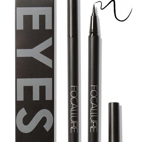 Available @style_by_sr  Item: FOCALLURE - Intense Black Eyeliner  PKR: 1099/- $10.8  Free Delivery in PK . . . . . . .  #onlineshopping #shoppingonline #onlineshoppingpakistan #onlineshoppingpk #concealer #concealers #makeup #contouring #contour #eyelashes #eyelashextensions #eyeshadow #eyeshadow #eyeshadowpalette #eyeshadowpalettes #eyebrows #eyebrowstencil #maskara #mascara #cosmetic #cosmetics #nailpolish #nailpolishcollection #nailpaints #nailpolishholder #makeupsponge #makeupbrushes…