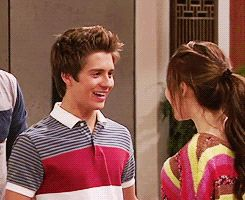 No, I don't support Brase, I'd rather have Bradam, but all the same they ARE siblings and this is cute!