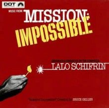 Mission: Impossible - Lalo Schifrin - Free Piano Sheet Music