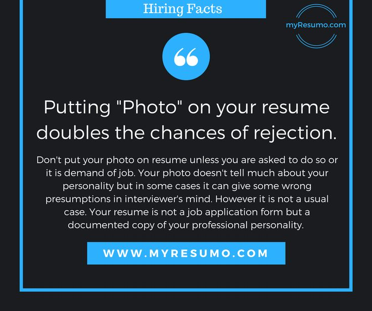 15 best Hiring Facts images on Pinterest Facts, Home and Resume - hiring resume