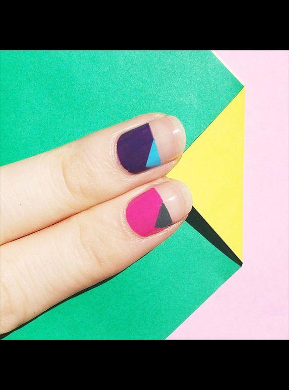 Fall's best nail art.