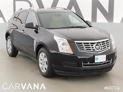 2015 Cadillac SRX SRX Luxury Collection Black 2015 SRX with 38156 Miles for sale at Carvana