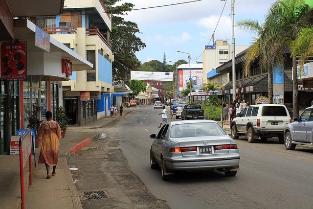 At Port Vila, Vanuatu by BestPix Photography, via Flickr