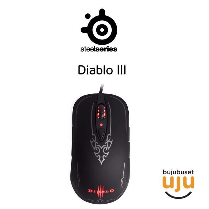 Steelseries - Diablo III IDR 1.099.999
