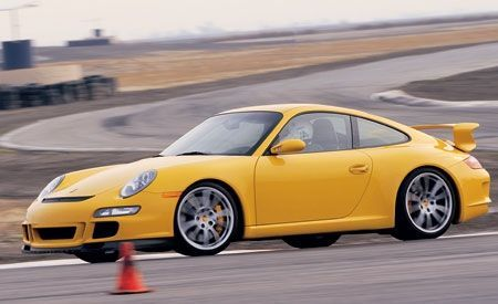 2007 Porsche 911 GT3 HIGHS  Siren-song engine note, vault-like solidity, blinding speed.  LOWS  Sudden ride motions, high price.  VERDICT  The obvious pick for those with the means.