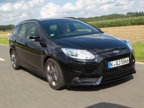 2012 Ford Focus ST Turnier im Einzeltest #fordfocus #testdrive