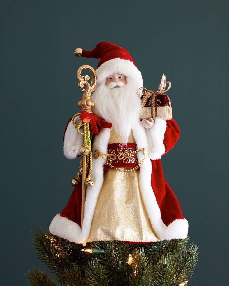 98 besten nikolaus bilder auf pinterest weihnachtsmann - Balsam hill weihnachtsbaum ...