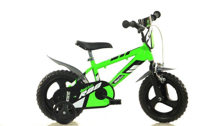 12 Zoll 412UJungenfahrrad Kinderfahrrad Kinderrad Fahrrad Spielrad Rad Bike DINO