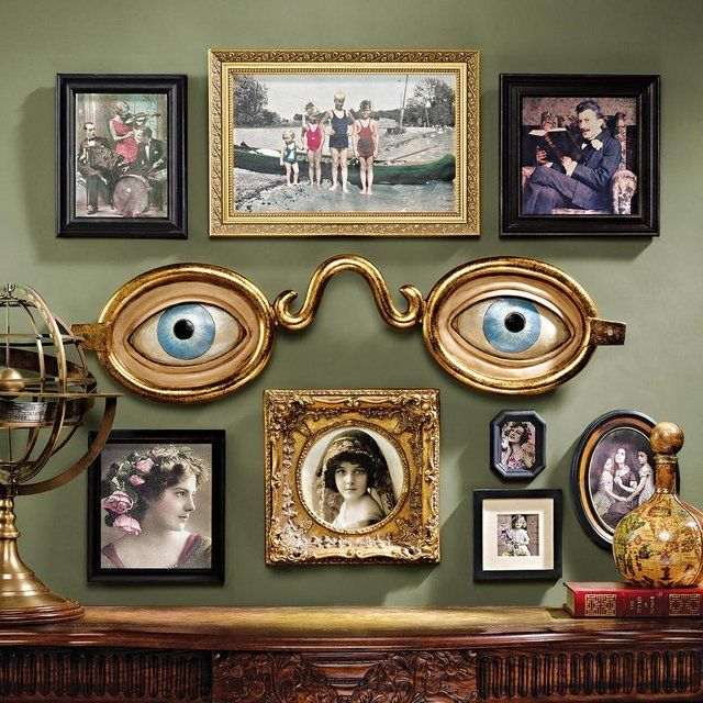 Fancy | Optometrist Trade Wall Sculpture