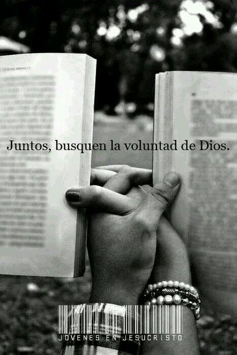 Juntos, busquen la voluntad de Dios