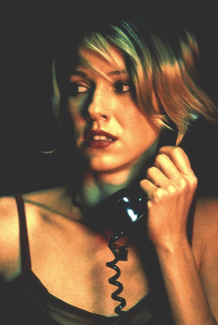 Naomi Watts in Mulholland Drive (David Lynch)