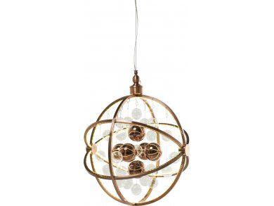 Lampa Wisząca Universum miedziana — Lampy wiszące — KARE® Design