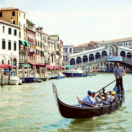Venice: probably the number one place I want to visit when we go to Europe
