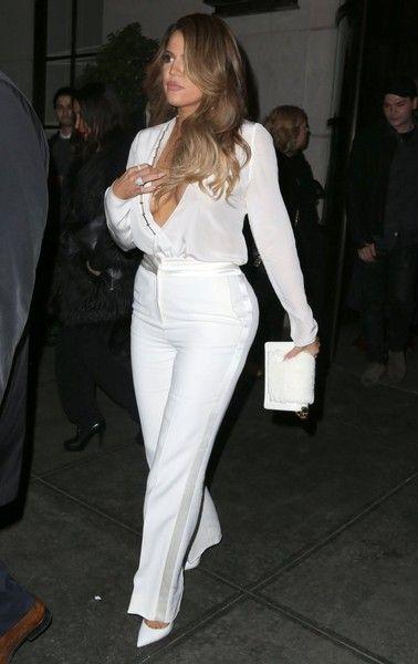Khloe Kardashian Photos - Kim Kardashian Out And About In NYC - Zimbio