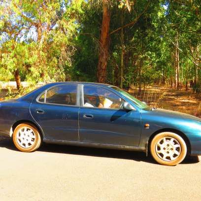 This is what $1000 gets you for a car in Australia. It lasted a whole year and we sold it for $1300 not bad :)