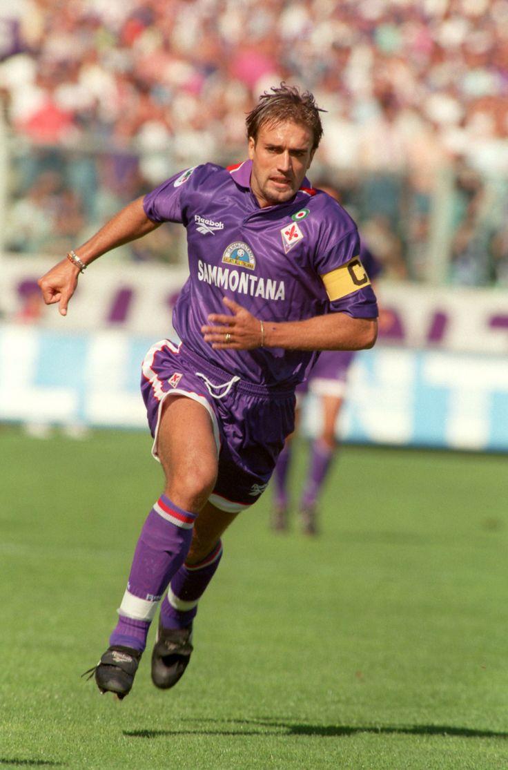 151 best Gabriel Batistuta e la Fiorentina images on Pinterest | Archangel gabriel, Gabriel and ...