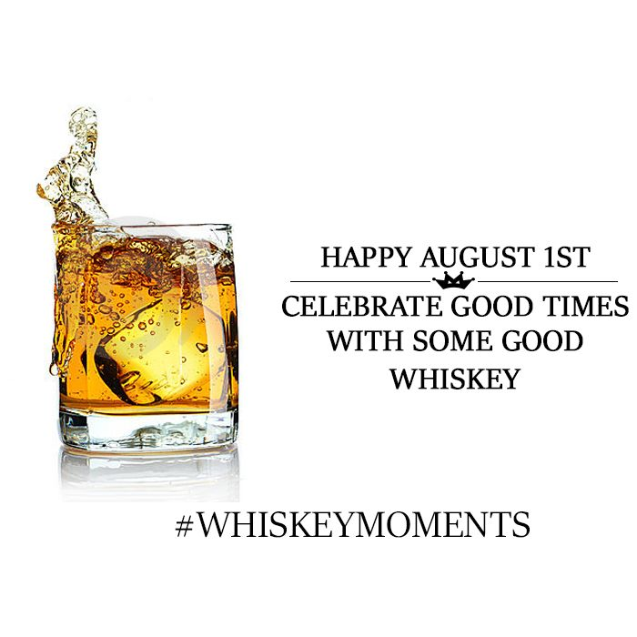 Celebrate good times over some good whiskey! #Whiskeymoments