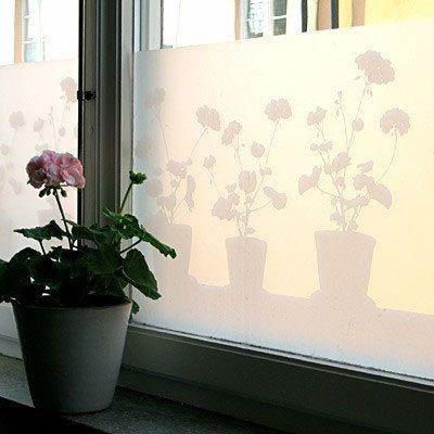 15 Modern Window Films -- Strossel Design film (Rare Device)