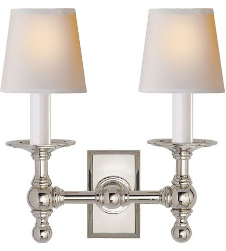 99 Best Let There Be Light Picks Images On Pinterest Polished Nickel Visual Comfort And Lamps