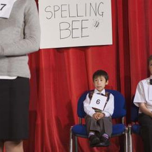 How to Conduct a Spelling Bee