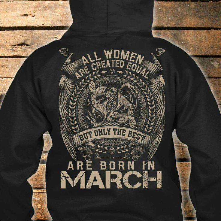 Only the best are born in march