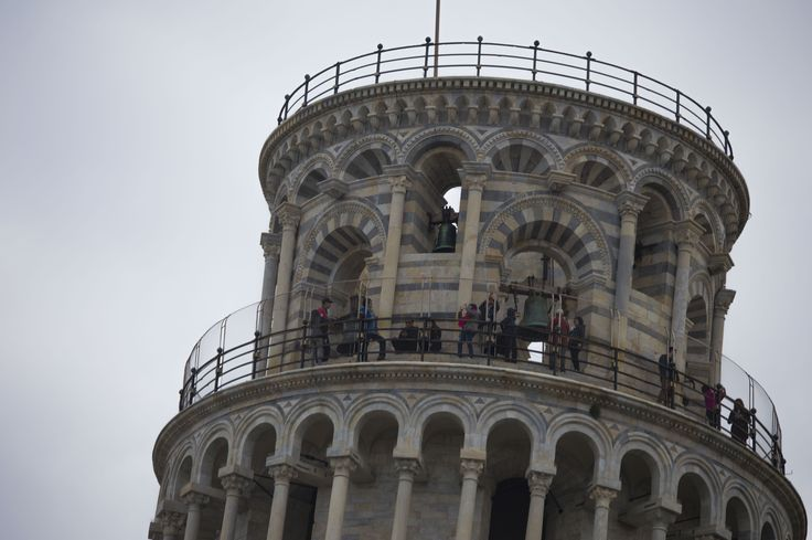Leaning Tower Pisa - JenPhotography