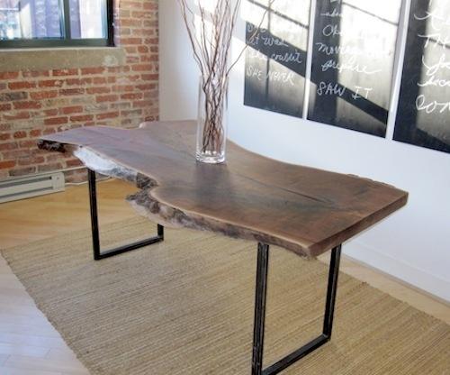 429 best images about wood slab work on pinterest live edge table furniture and logs. Black Bedroom Furniture Sets. Home Design Ideas